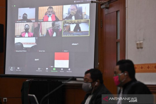 Penusuk Wiranto divonis 12 tahun penjara