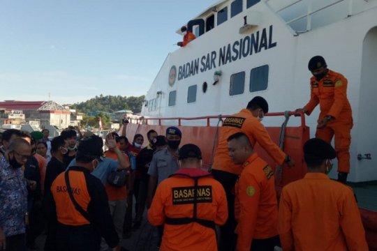 Cari kapal tenggelam di Nias Selatan, Basarnas kerahkan KN Nakula