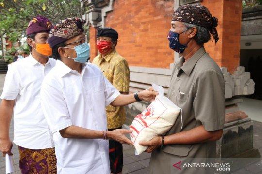 Gubernur Bali kembangkan Lumbung Pangan jamin ketersediaan beras murah