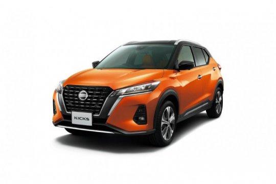 Nissan segera luncurkan Nissan Kicks di Jepang