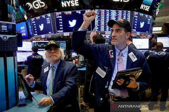 Wall Street berakhir turun tajam, tertekan peningkatan kasus COVID-19