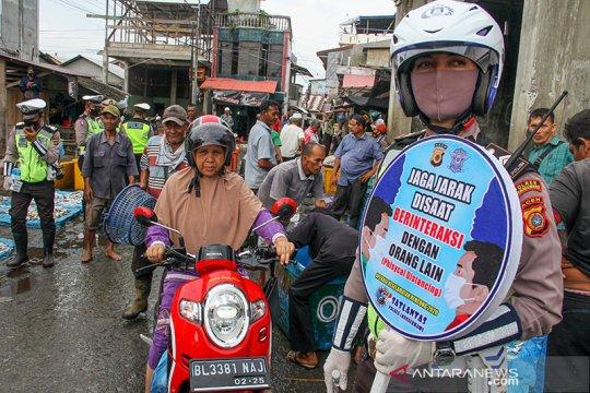 Kasus COVID-19 di Aceh meningkat dalam dua pekan