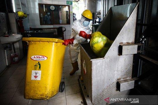 KLHK larang pembuangan limbah medis di TPA sampah rumah tangga