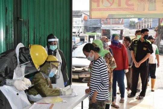 Pasien sembuh dari COVID-19 di Jakarta bertambah 373 orang