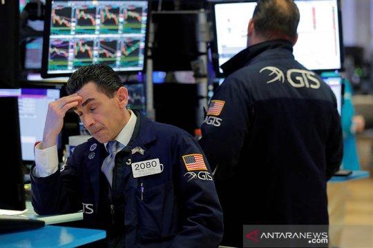 Wall Street sebagian besar dibuka jatuh, dipicu data pengangguran AS