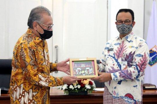 Anies sebut 66 persen kasus positif baru di Jakarta tidak bergejala