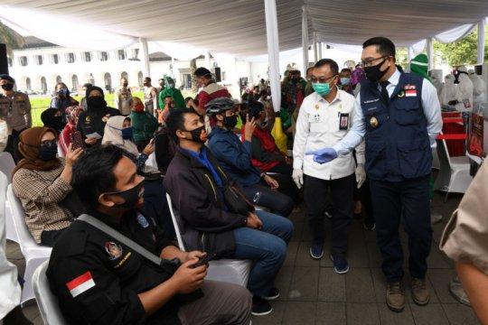 """BIN gelar """"rapid test"""" di Bandung bantu tekan penularan COVID-19"""