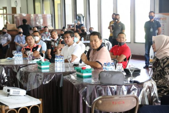 Pintu tol ke Pelabuhan Panjang dapat memacu ekspor Lampung