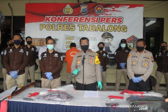 Tim Gabungan tangkap pelaku penembakan Kades Jirak Tabalong