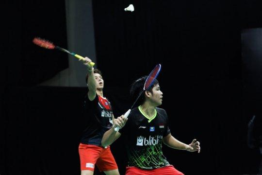 Rian/Daniel menang mental atasi Ahsan/Leo dengan dua gim langsung