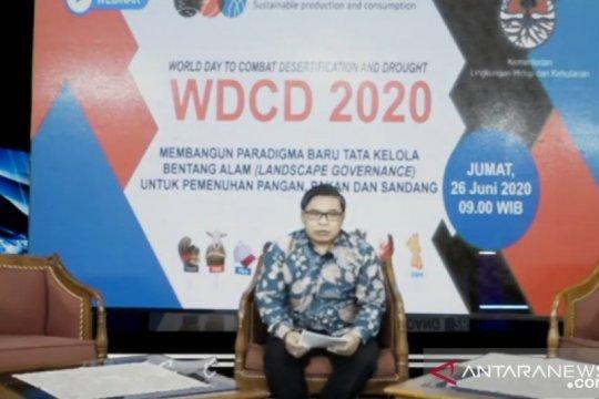 Indonesia upayakan deforestasi tidak lebihi laju rehabilitasi 2030