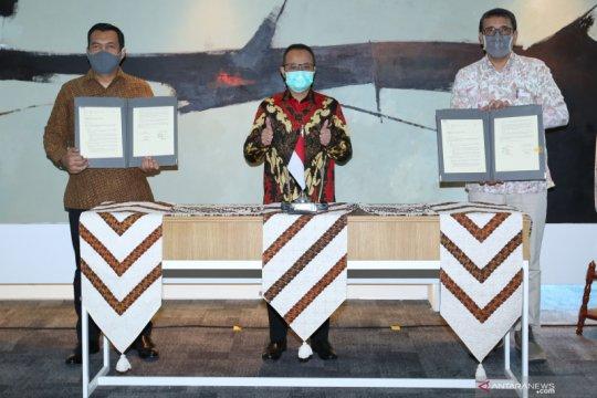 PGN-Krakatau Steel teken perjanjian jual beli gas