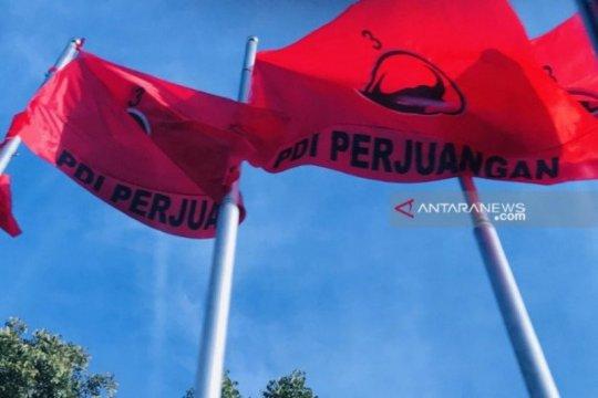 PDIP Surabaya minta polisi tangkap pembakar bendera partai