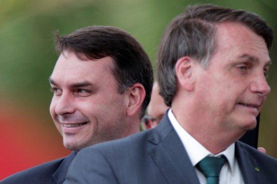 Kasus korupsi putra sulung presiden Brazil lanjut ke pengadilan