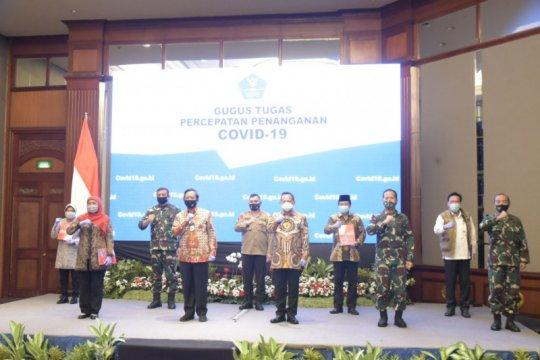 Mendagri apresiasi tes cepat COVID-19 massal di Surabaya