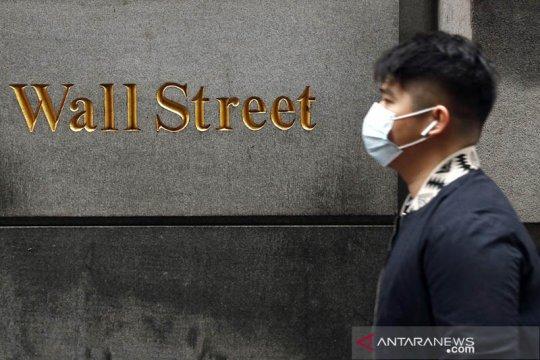 Wall Street turun setelah reli kuat karena kasus COVID-19 meningkat