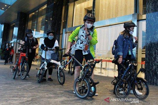 Marak pesepeda pada normal baru, Kemenhub: Sepeda harus diatur