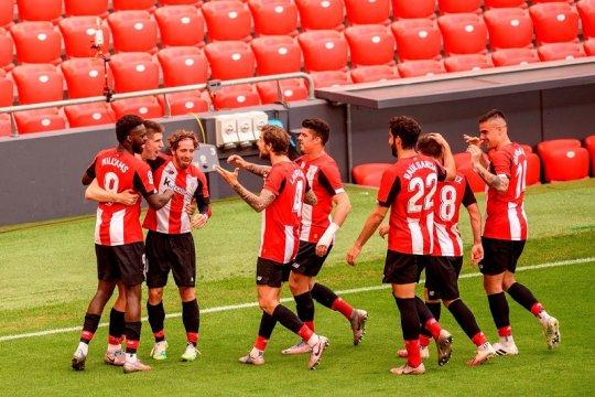 Bilbao hidupkan asa Eropa sembari redupkan harapan Mallorca bertahan