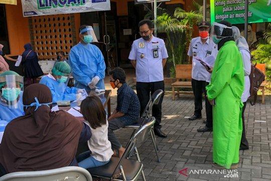 Nihil kasus positif COVID-19 dari tes cepat acak warga Yogyakarta