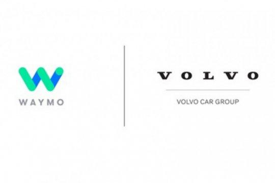 Mobil listrik Volvo akan pakai teknologi Waymo