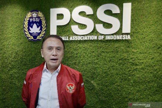 PSSI janji bantu pendidikan tinggi pemain timnas