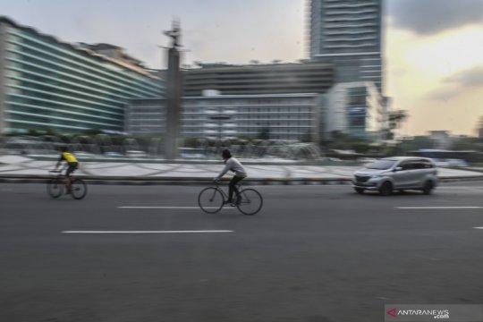 Car Free Day Jalan Sudirman - Thamrin ditiadakan