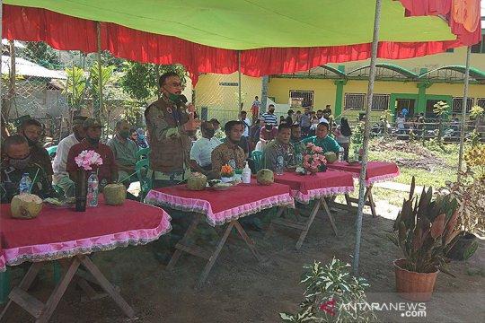 Pembangunan Irigasi Dwikora Pesisir Selatan  telan Rp4,5 miliar