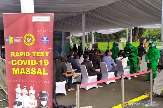 Tiga hari tes cepat di Bandung, BIN temukan 8 positif COVID-19