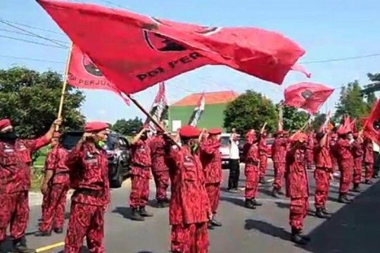 Bendera partai dibakar, PDIP Bantul doakan pelaku insyaf
