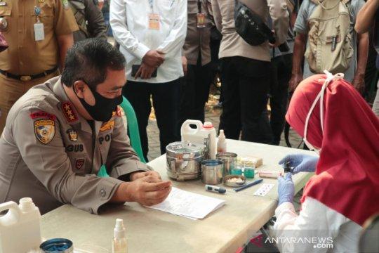 Polri gandeng PMI jaga ketersediaan darah di Banten