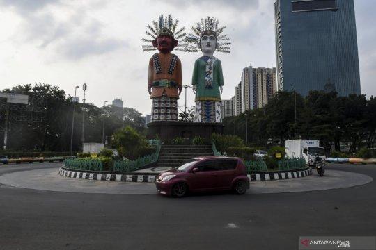 Lokasi pengganti Car Free Day Jalan Sudirman - Thamrin