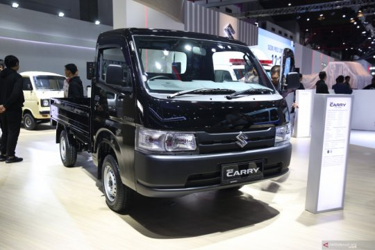 Suzuki Carry Pick-Up amankan kenaikan pangsa pasar di tengah pandemi