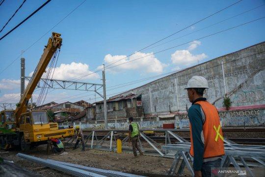 Yogyakarta - Solo segera terhubung dengan KRL