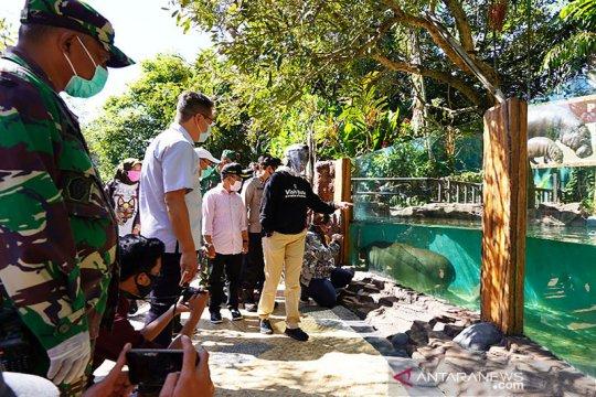Sektor wisata Kota Batu mulai dibuka untuk wisatawan