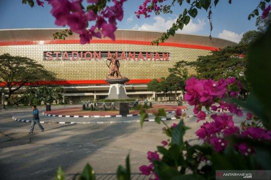 Infrastruktur pendukung Stadion Manahan diharapkan siap sebelum 2021