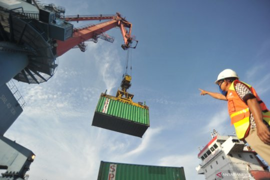 Transportasi barang saat pandemi COVID-19
