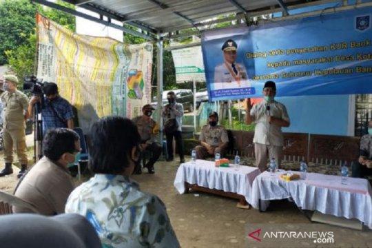 Gubernur apresiasi Bank Sumsel Babel salurkan KUR ke nelayan