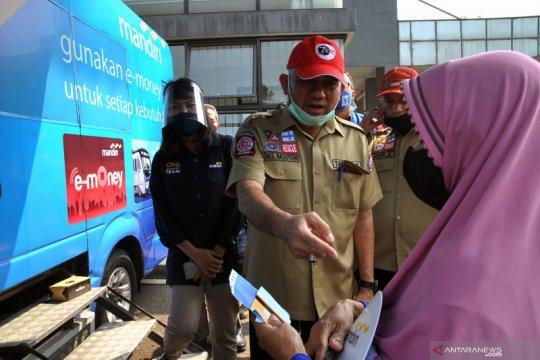 Korban longsor di Bogor dapat total jadup Rp3,7 miliar dari Kemensos