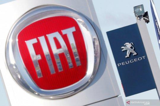 COVID-19 tidak halangi rencana merger Fiat Chrysler - PSA