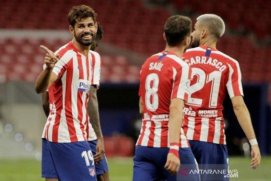 Atletico mantapkan posisi tiga besar usai tundukkan Alaves