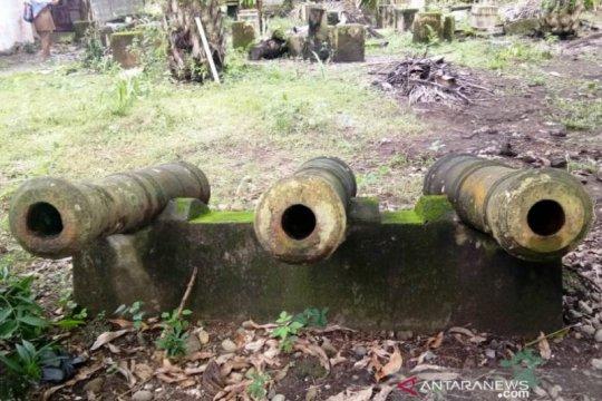 Meriam peninggalan Kerajaan Aceh jadi situs wisata baru di Aceh Barat