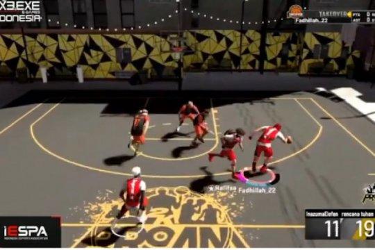 Perbasi buka opsi gelar liga esports NBA2K setelah sukses lewat 3x3
