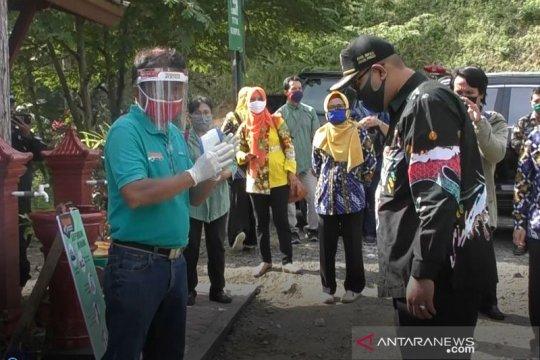 Pemkab Kulon Progo uji coba  pembukaan Pule Payung 1 Juli