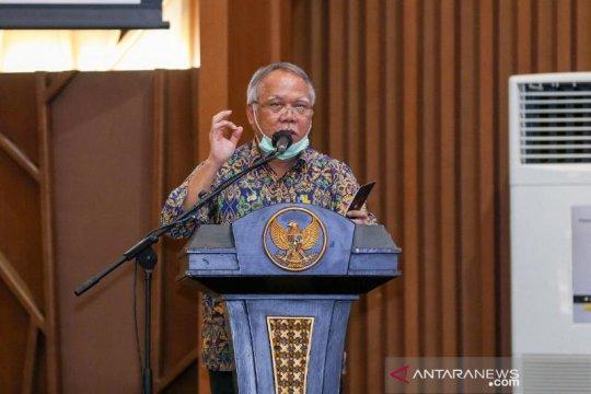 Menteri PUPR dorong inovasi pembiayaan pembangunan infrastruktur
