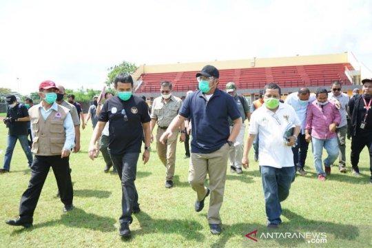 Gubernur Sumsel optimistis Stadion Jakabaring jadi pilihan FIFA