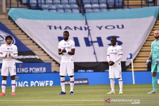 Piala FA: Leicester City v Chelsea