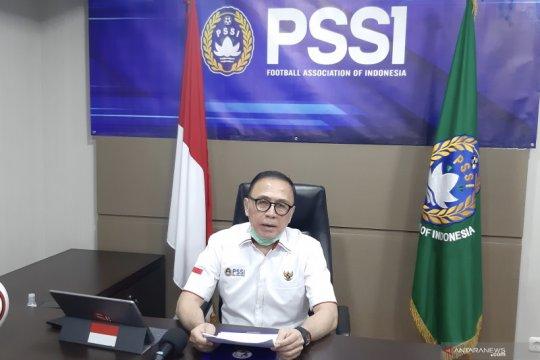 PSSI persilakan klub potong gaji pemain dan pelatih pada lanjutan liga