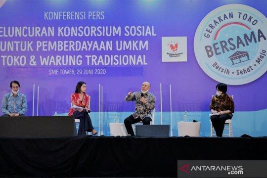 Kemenkop inisiasi Gerakan Toko Bersama bantu warung tradisional