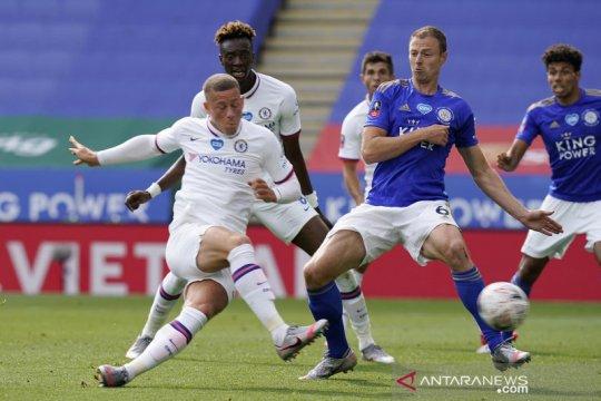 Chelsea melangkah ke semifinal Piala FA