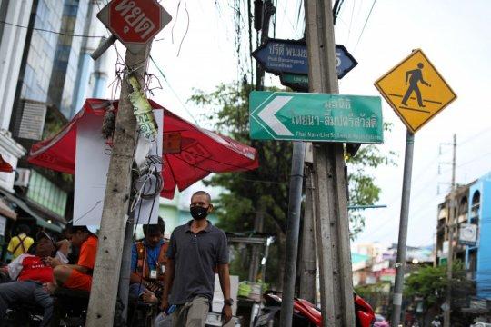 Infeksi lokal COVID-19 di Thailand naik terkait pasar udang
